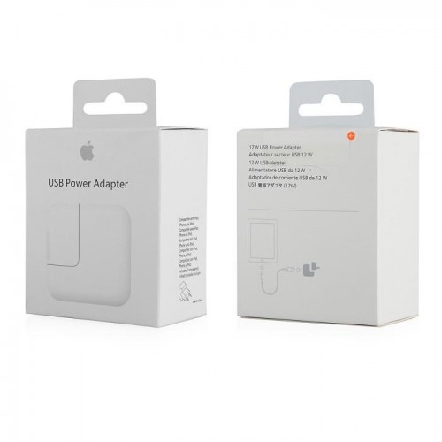 Original Travel Charger - IPHONE A1401 MD836ZM/A retail packaging