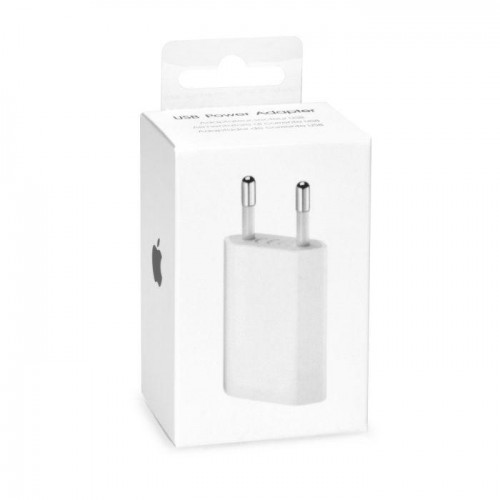 Original Travel Charger - IPHONE A1400+MD818 MB707ZM/B retail packaging